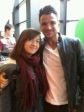 When I met Peter Andre at the gala screening of Mr Peabody & Sherman
