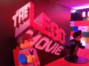 At the LEGO Movie gala screening