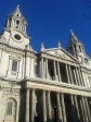 St Pauls on my birthday