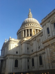 Another side of St Pauls