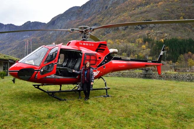 helicopter cloe photo Kjersti Veel Krauss